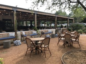 Located In East Dallas Across From The Arboretum You Will Find Smoky Rose.